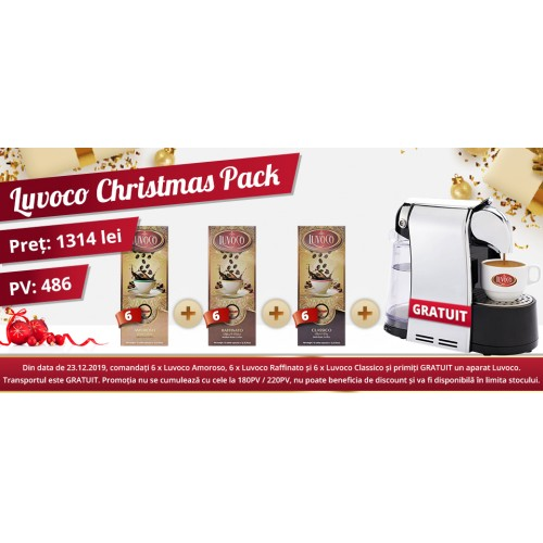 Luvoco Christmas Pack