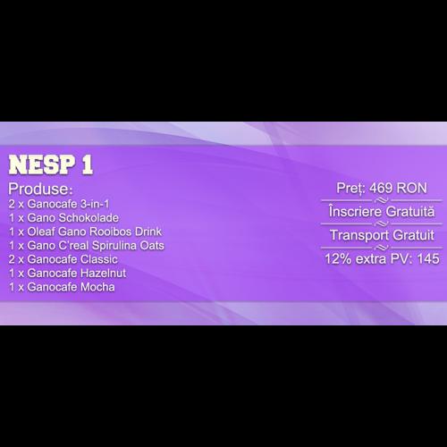 Pachet NESP 1