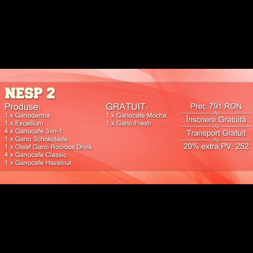 Pachet NESP 2