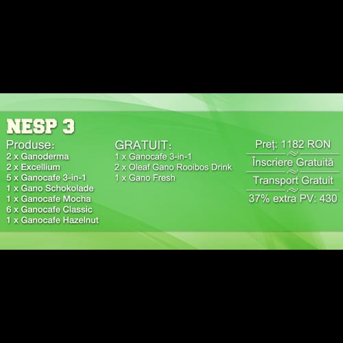 Pachet NESP 3