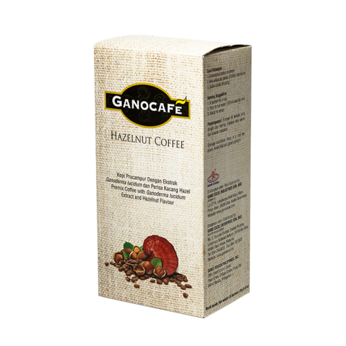GanoCafe Hazelnut Coffee