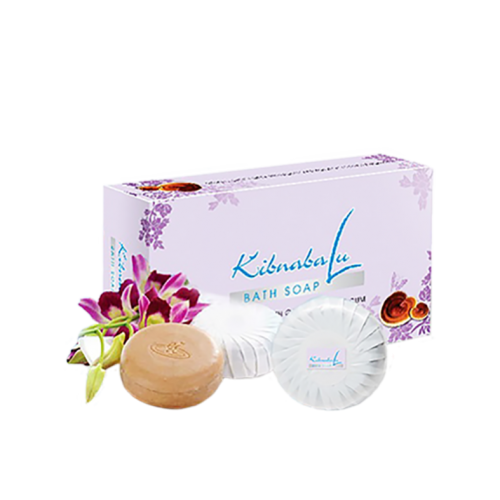 Kibnabalu Bath Soap